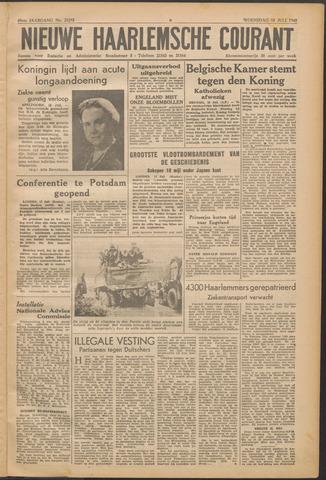 Nieuwe Haarlemsche Courant 1945-07-18