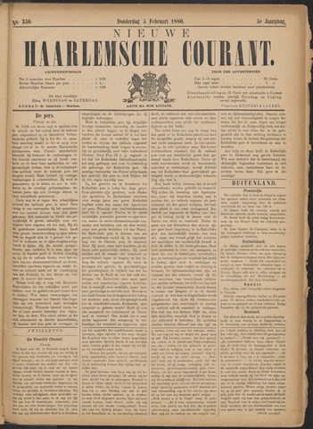 Nieuwe Haarlemsche Courant 1880-02-05