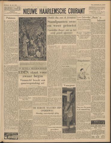 Nieuwe Haarlemsche Courant 1955-05-28