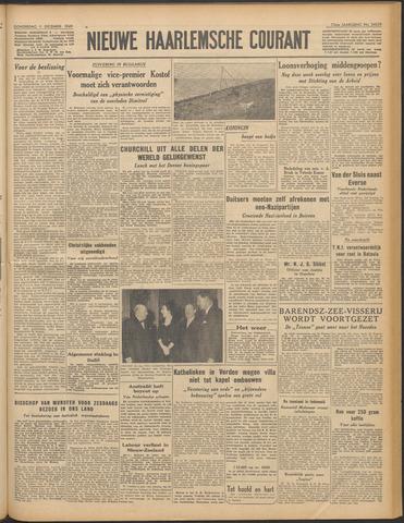 Nieuwe Haarlemsche Courant 1949-12-01