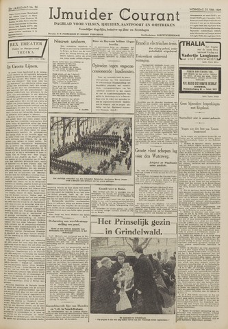 IJmuider Courant 1939-02-22