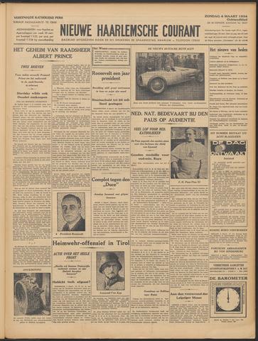 Nieuwe Haarlemsche Courant 1934-03-04