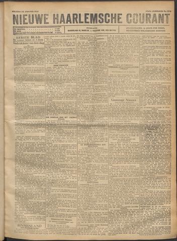 Nieuwe Haarlemsche Courant 1921-01-28