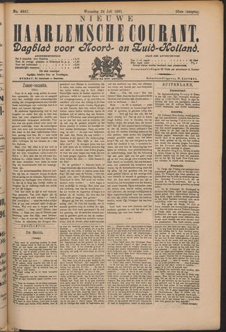 Nieuwe Haarlemsche Courant 1901-07-24