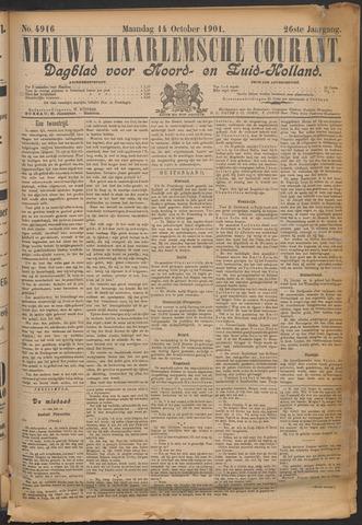 Nieuwe Haarlemsche Courant 1901-10-14