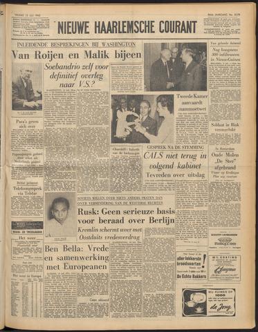 Nieuwe Haarlemsche Courant 1962-07-13