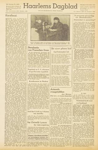 Haarlem's Dagblad 1945-12-24