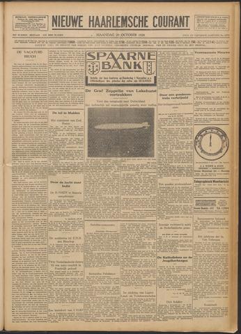 Nieuwe Haarlemsche Courant 1928-10-29