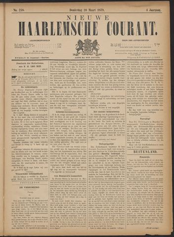 Nieuwe Haarlemsche Courant 1879-03-20