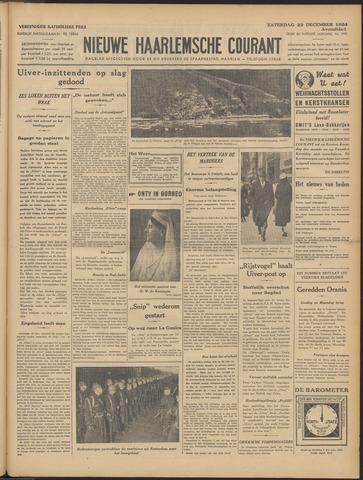 Nieuwe Haarlemsche Courant 1934-12-22