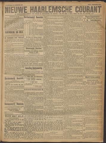 Nieuwe Haarlemsche Courant 1918-01-24