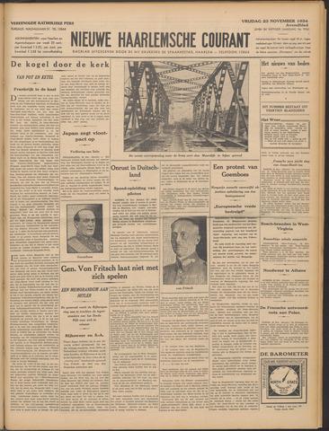 Nieuwe Haarlemsche Courant 1934-11-23