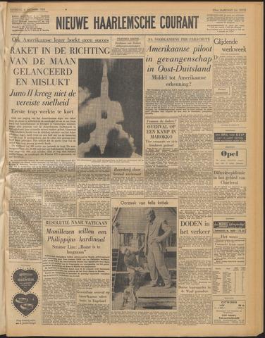 Nieuwe Haarlemsche Courant 1958-12-06