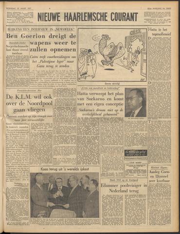 Nieuwe Haarlemsche Courant 1957-03-20