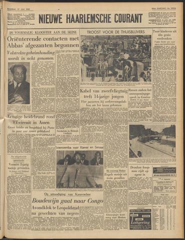 Nieuwe Haarlemsche Courant 1960-06-27