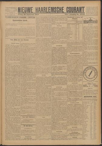 Nieuwe Haarlemsche Courant 1923-09-28