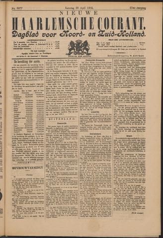 Nieuwe Haarlemsche Courant 1902-04-26