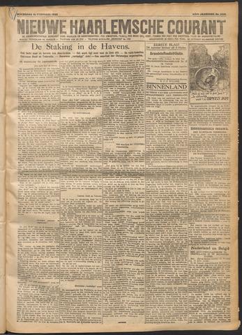Nieuwe Haarlemsche Courant 1920-02-18
