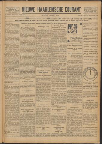 Nieuwe Haarlemsche Courant 1931-03-03