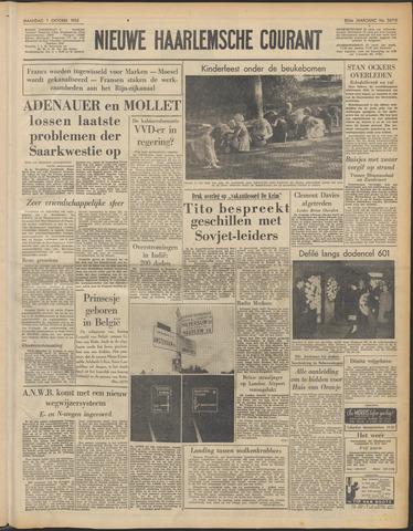 Nieuwe Haarlemsche Courant 1956-10-01