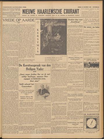 Nieuwe Haarlemsche Courant 1938-12-25