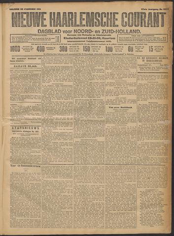 Nieuwe Haarlemsche Courant 1913-02-28