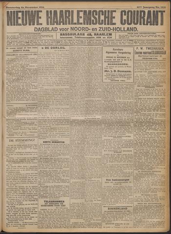Nieuwe Haarlemsche Courant 1916-11-23