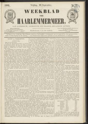 Weekblad van Haarlemmermeer 1860-09-28