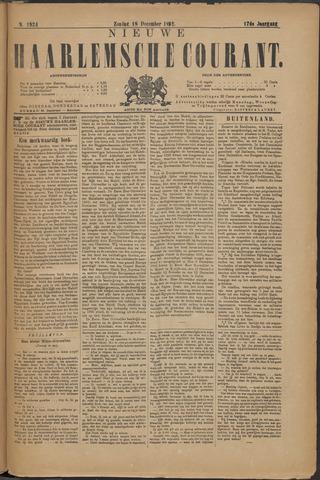 Nieuwe Haarlemsche Courant 1892-12-18