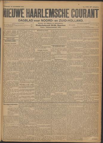 Nieuwe Haarlemsche Courant 1907-11-23
