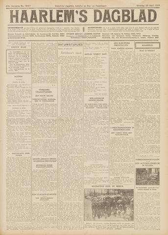 Haarlem's Dagblad 1926-04-20