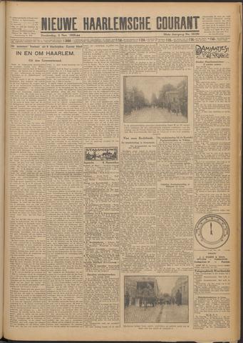 Nieuwe Haarlemsche Courant 1925-11-05