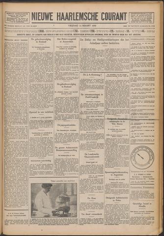 Nieuwe Haarlemsche Courant 1930-03-14