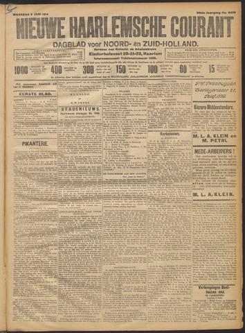 Nieuwe Haarlemsche Courant 1914-06-08
