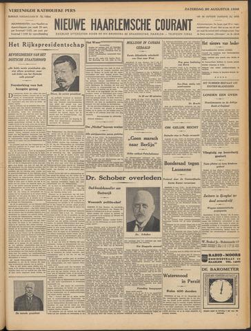 Nieuwe Haarlemsche Courant 1932-08-20