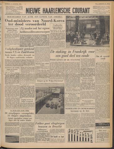 Nieuwe Haarlemsche Courant 1953-08-08