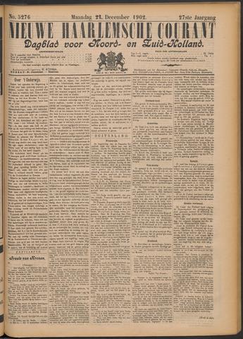 Nieuwe Haarlemsche Courant 1902-12-22