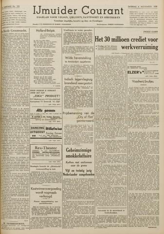 IJmuider Courant 1939-11-04