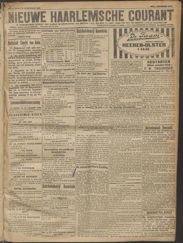 Nieuwe Haarlemsche Courant 1918-11-16