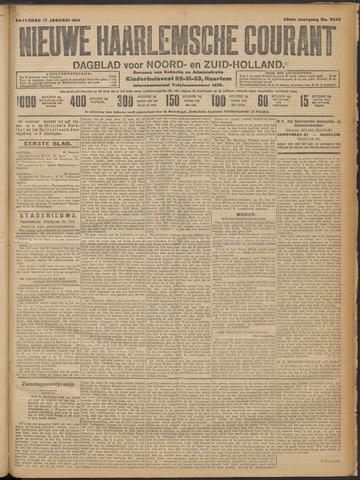 Nieuwe Haarlemsche Courant 1914-01-17