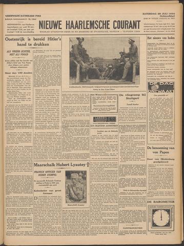 Nieuwe Haarlemsche Courant 1934-07-28