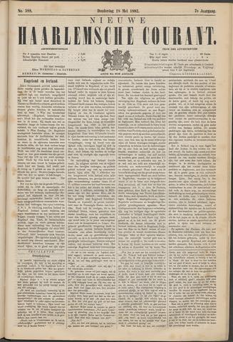 Nieuwe Haarlemsche Courant 1882-05-18