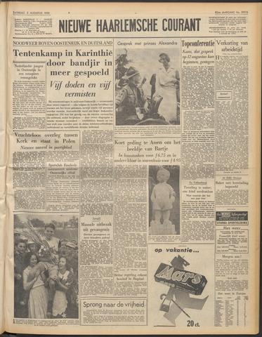 Nieuwe Haarlemsche Courant 1958-08-02