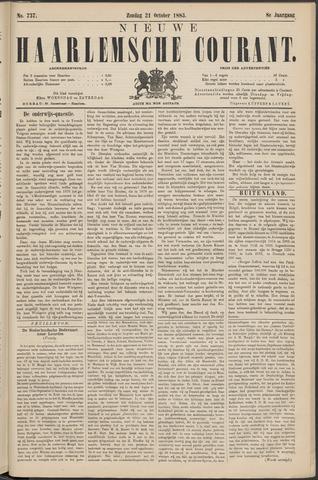 Nieuwe Haarlemsche Courant 1883-10-21