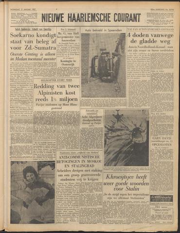 Nieuwe Haarlemsche Courant 1957-01-02