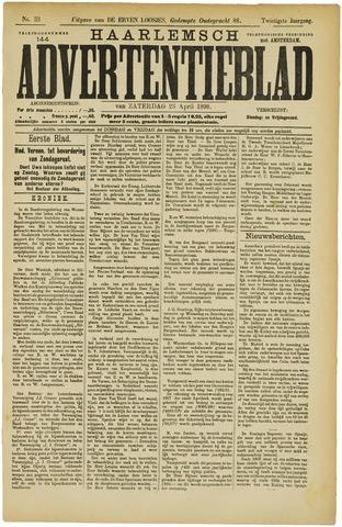 Haarlemsch Advertentieblad 1898-04-23