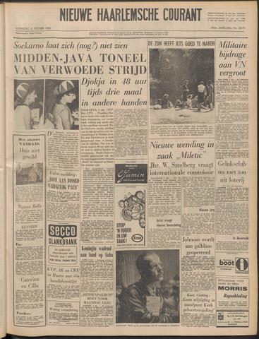 Nieuwe Haarlemsche Courant 1965-10-06