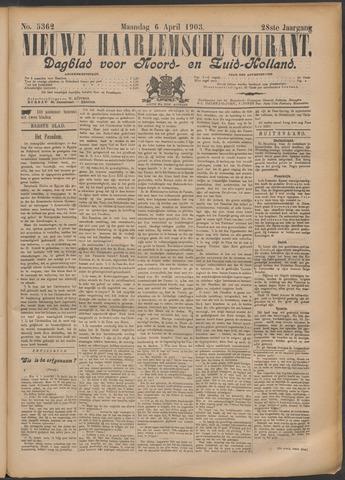 Nieuwe Haarlemsche Courant 1903-04-06