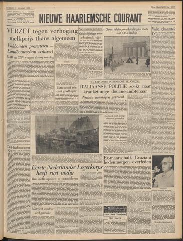 Nieuwe Haarlemsche Courant 1955-01-11