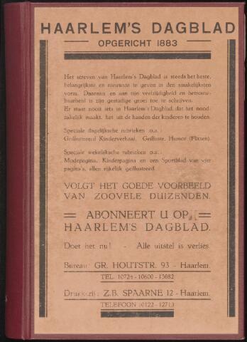 Adresboeken Haarlem 1926-01-01